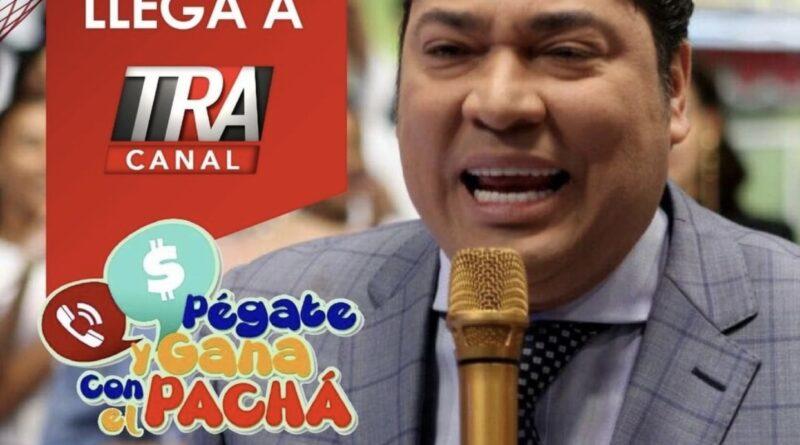 El Pachá ahora saldrá por Teleradio los sábados de 12 a 4 de la tarde
