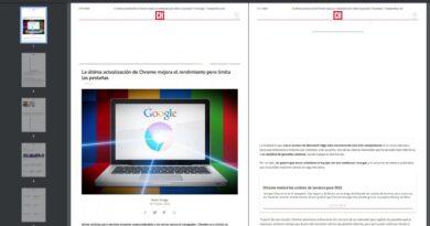 El lector de PDF de Chrome tiene diseño renovado y nuevas funciones: así puedes activarlo