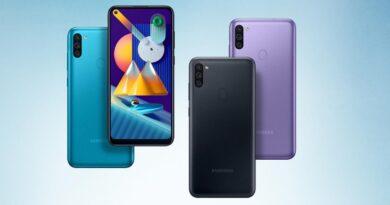 Samsung trae a España el Galaxy M11, su gama media más modesto con pantalla infinita y batería para varios días