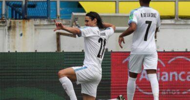 Uruguay hace por primera vez morder el polvo de la derrota a Colombia