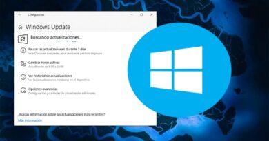 Este nuevo parche para Windows 10 prepara tu equipo para la actualización de octubre, y realiza estos cambios