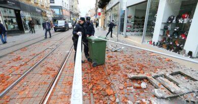 """Terremoto de 6,2 grados en Croacia: autoridades confirmaron que """"hay muertos y heridos"""""""