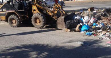 Ayuntamiento Municipal de Boca Chica elimina miles de toneladas de desechos solidos