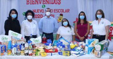Chevrolet Dominicana realiza donación de juguetes y alimentos a instituciones sin fines de lucro