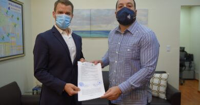 CODOPESCA y la Fundación Grupo Puntacana firman acuerdo de cooperación