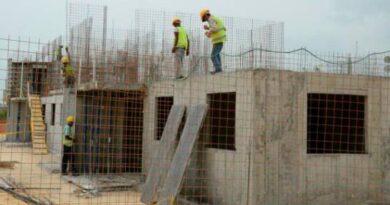 Sector construcción en vías de recuperación, pero insumos aumentan hasta 33 %