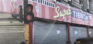 Cierran tienda china en SFM; propietarios vendían a pesar estar contagiados de COVID-19