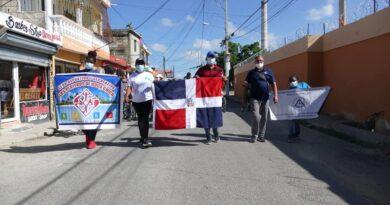 Departamento de Discapacidad de la alcaldía de Boca Chica, concluye con la celebración SEMANA DE LA DISCAPACIDAD