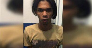 Detienen joven acusado de herir de bala a dos personas en SFM