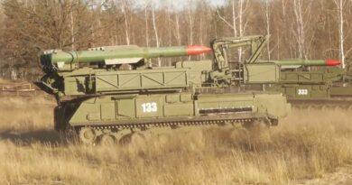 El Ejército ruso muestra el deslpiegue de sus sistemas antiaéreos en pleno combate