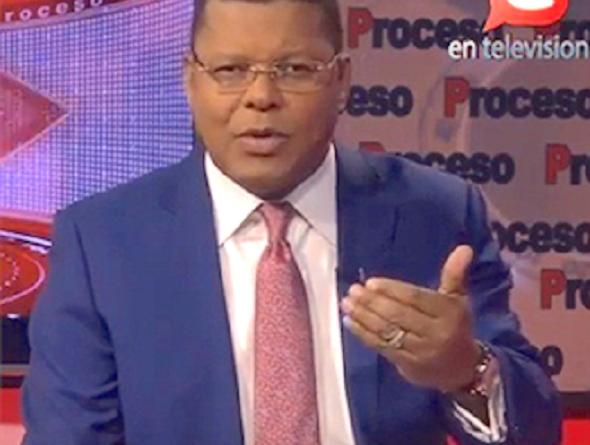 El periodista Dany Alcántara niega fundación de su esposa haya recibido dinero del Fonper