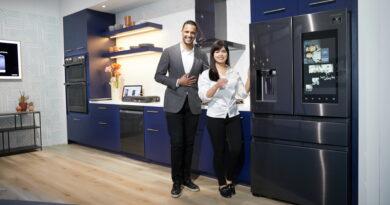 Family Hub es un refrigerador inteligente que hace más confortable, eficiente y divertido al rincón más social de la casa