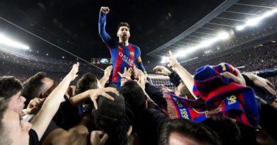 Messi, en busca del cariño perdido
