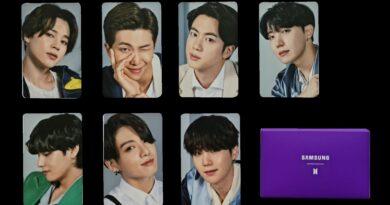 Promoción Galaxy y BTS para los fans de la banda de K-pop