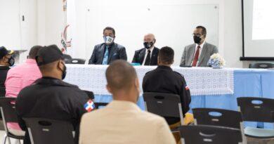 Realizan en la UFHEC seminario internacional de Especialista en Educación y Prevención de Drogas