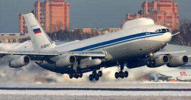 """Robo en el """"avión del fin del mundo"""", la nave secreta de Vladimir Putin en caso de guerra nuclear"""