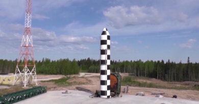 Rusia iniciará próximamente las pruebas de vuelo del Sarmat, su misil intercontinental más potente