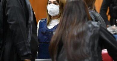 """Juez Vargas a Magalys Medina: """"Para yo mandar una mujer a la cárcel analizo mucho las infracciones"""""""