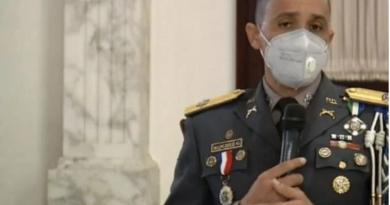 Director de Policía Nacional ya no tiene coronavirus