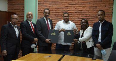 UFHEC y la Alcaldía Municipal de San Pedro de Macorís rubrican acuerdo de colaboración Interinstitucional