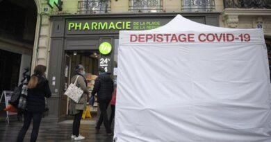 ATENCION:Detectaron en Francia un primer caso de la nueva cepa de coronavirus
