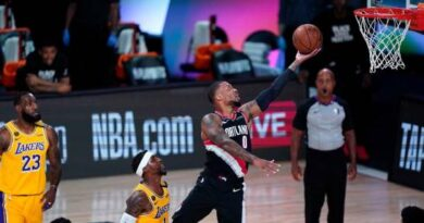 Blazers, primer equipo de NBA que cierra sus instalaciones por covid-19