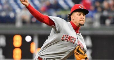 Luis Castillo habría sido puesto en el mercado por los Rojos de Cincinnati