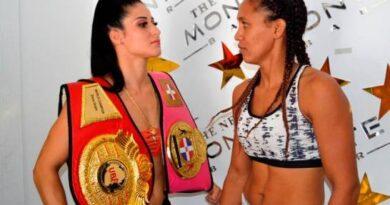 La Máquina Dyana Vargas actuará en cartel de boxeo domínico-japonés