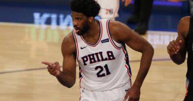 Embiid y Ben Simmons extienden dominio de 76ers sobre Knicks