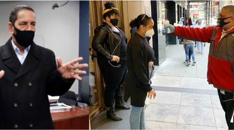 Consulado en Nueva York amplía medidas de protección por aumento de COVID - 19 en comunidades dominicanas