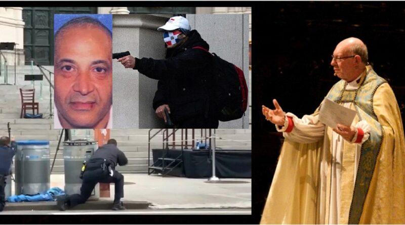 Obispo de catedral perdona dominicano suicida abatido a tiros por policías y expresa compasión por familia