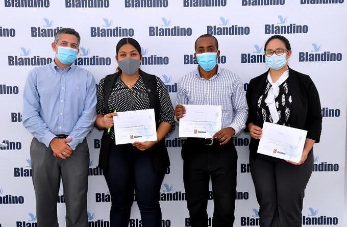 Grupo Blandino premia a sus empleados