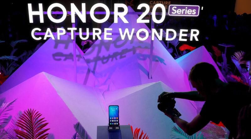 Filtran cómo será el primer 'smartphone' de Honor desde la separación de Huawei