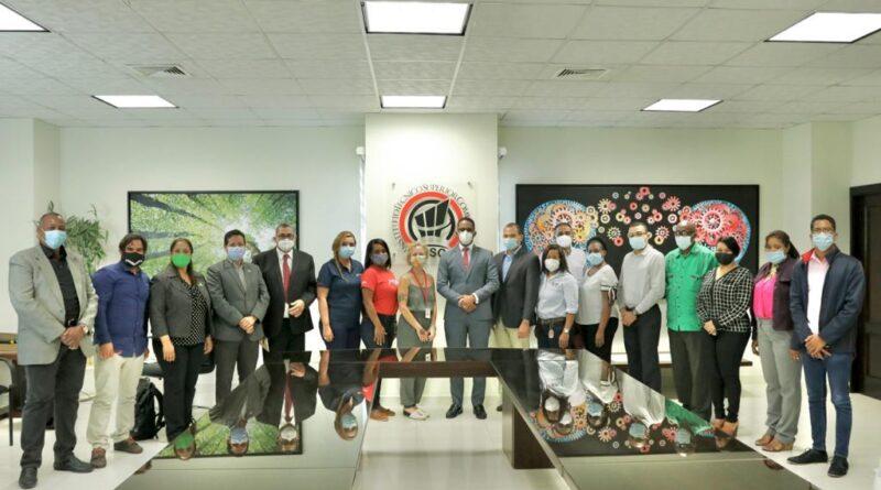 ITSC recibe visita de autoridades del Patronato Benéfico Oriental (PBO)
