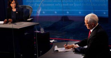 Mike Pence llamó a Kamala Harris para felicitarla por la victoria electoral y ofrecerle asistencia durante el traspaso de mando