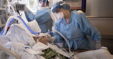 Los Ángeles superó el millón de casos de coronavirus
