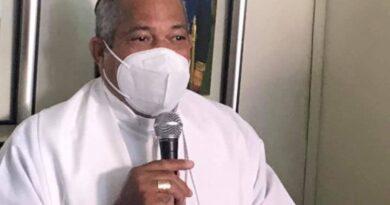 Obispo de Puerto Plata pide intervención divina ante el coronavirus