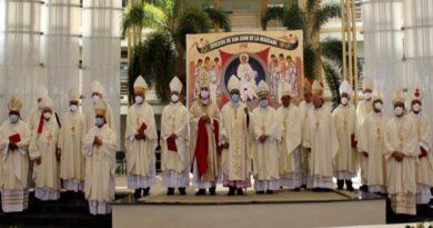 Obispos celebran 100 años de la coronación canónica de Virgen de la Altagracia
