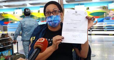 Los inconvenientes por prueba PCR de los que van a viajar a EE.UU desde AILA