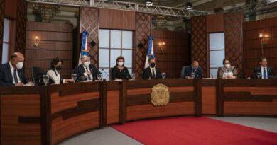 Raquel Peña expresa gratitud a Abinader por convertirla en primera vicepresidenta que encabeza vistas CNM