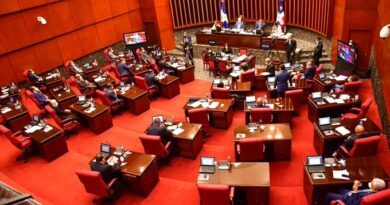 Senado aprueba proyecto de Ley que agrega viceministerios en 11 instituciones
