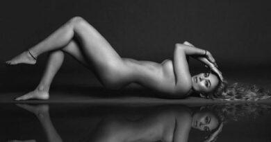 La candente imagen de año nuevo de la actriz Aracely Arambula