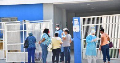 Covid-19 deja 68 fallecidos y 7,541 infectados durante la última semana en el país