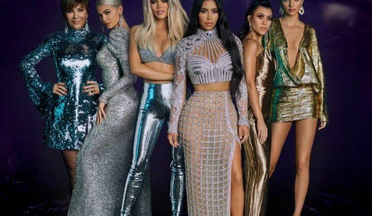 """Las primeras imágenes del esperado final de """"Keeping up with the Kardashians"""""""