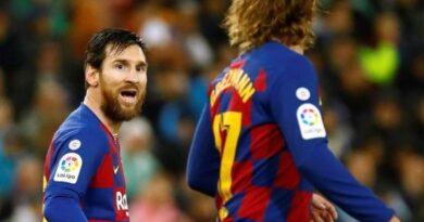 Barcelona resurge en Granada con explosión de Messi