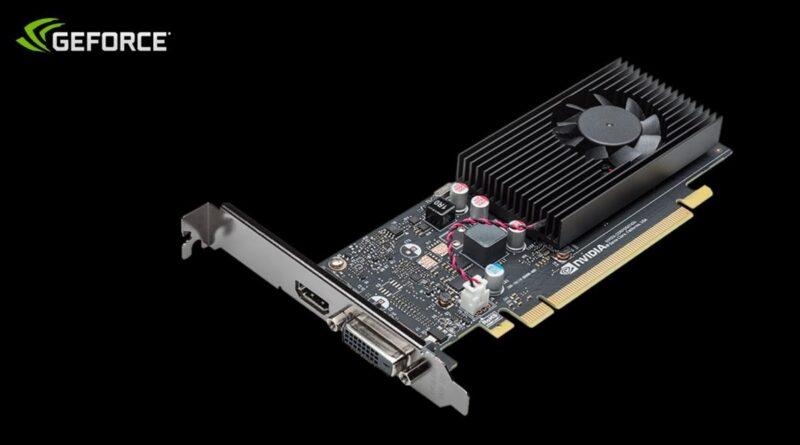 NVIDIA lanza su tarjeta gráfica más barata, ideal para vídeo 4K o emuladores