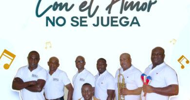 """son De Ébano Orquesta presenta nueva producción""""Con El Amor No Se Juega"""