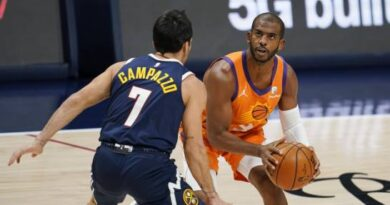 Chris Paul ayuda a los Suns a frenar a Nuggets, logran foja 5-1