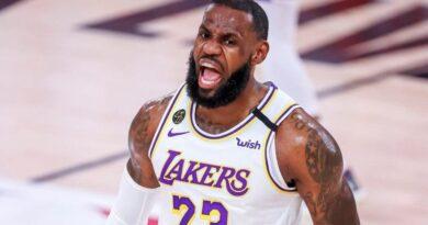"Kendrick Perkins cree premio MVP de 2020 ""se lo robaron a LeBron James"""