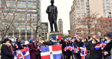 Jaquez pide a dominicanos mantener afán de superación en honor a Duarte y enarbolar valores patrios con gratitud a Nueva York